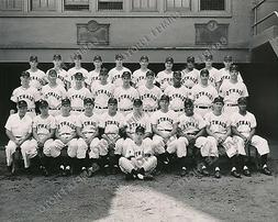 1951 NEW YORK GIANTS NATIONAL LEAGUE CHAMPIONS BASEBALL 8x10