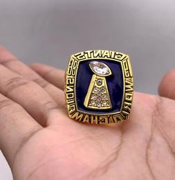 1986 New York Giants Championship Ring Fan Great Gift !!