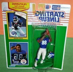 1990 LIONEL MANUEL New York Giants * FREE s/h * last Startin