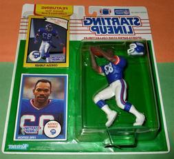 1990 ODESSA TURNER New York Giants Rookie *FREE s/h* Startin