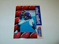 1997 Starting Lineup Card Only Phillippi Sparks New York Gia