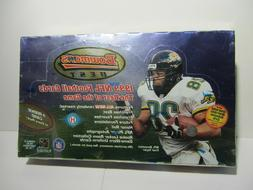 1999 Bowman's Best FACTORY SEALED HOBBY Football Box. 24 Pac