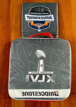 2012 Super Bowl XLVI Stadium Seat Cushion Bridgestone NFL Gi