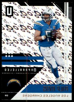 2018 Panini Unparalleled NFL Flight Parallel Singles - You C