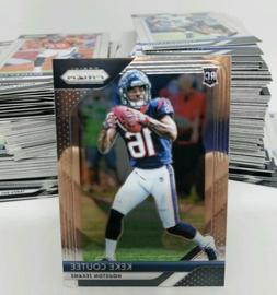 2018 Prizm Football ROOKIE RC Singles You Pick Your Card & C