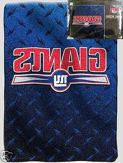 3 New York Giants blankets bedding 60x80 Plush thick FREE SH