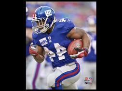 AHMAD BRADSHAW c.2010 New York Giants NFL Action Premium POS