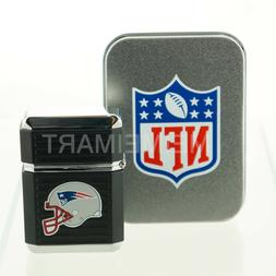 NFL All Teams Windproof Refillable Butane Lighter w/Gift Box