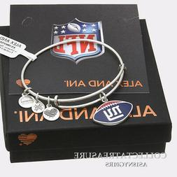 Authentic Alex and Ani New York Giants Football RafaelianSil