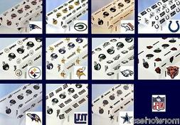 CHOOSE TEAM Cover NEW Party Table Cloth Plastic Official NFL