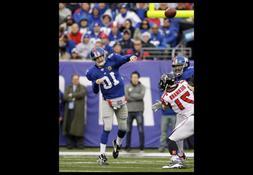 Eli Manning GUNSLINGER  New York Giants NFL Action Premium P