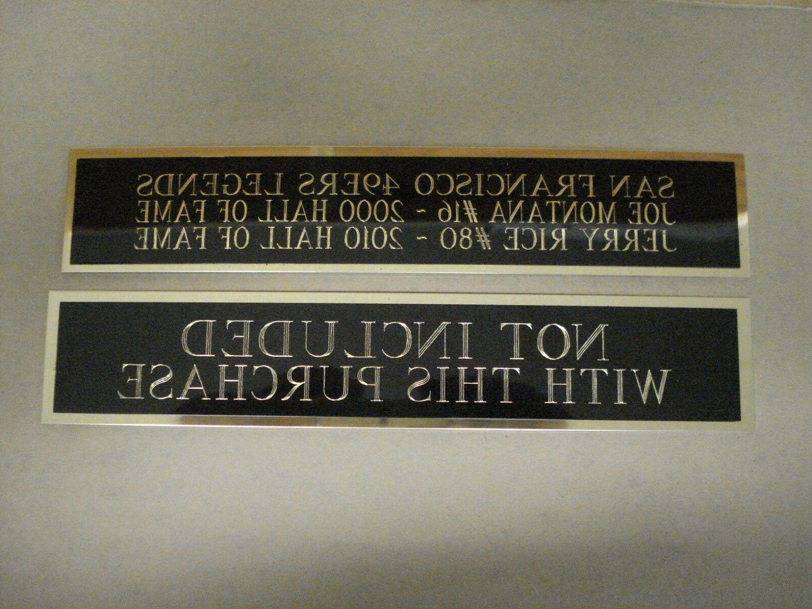 New Display Case A Super Nameplate