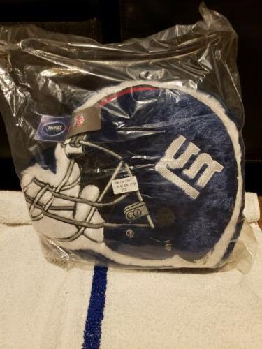 new york giants 14 inch helmet blue
