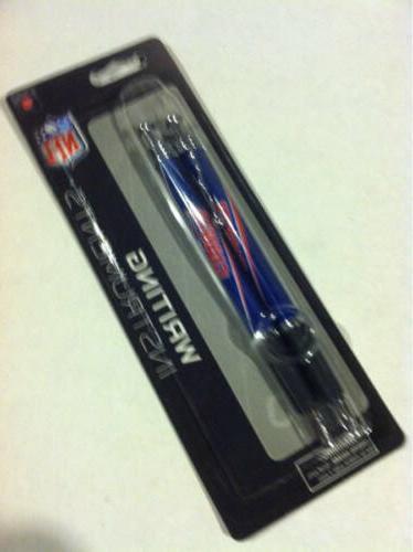 new york giants 2 pack jazz pens