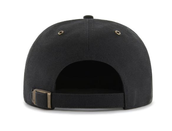 New York Giants Black Adjustable Hat