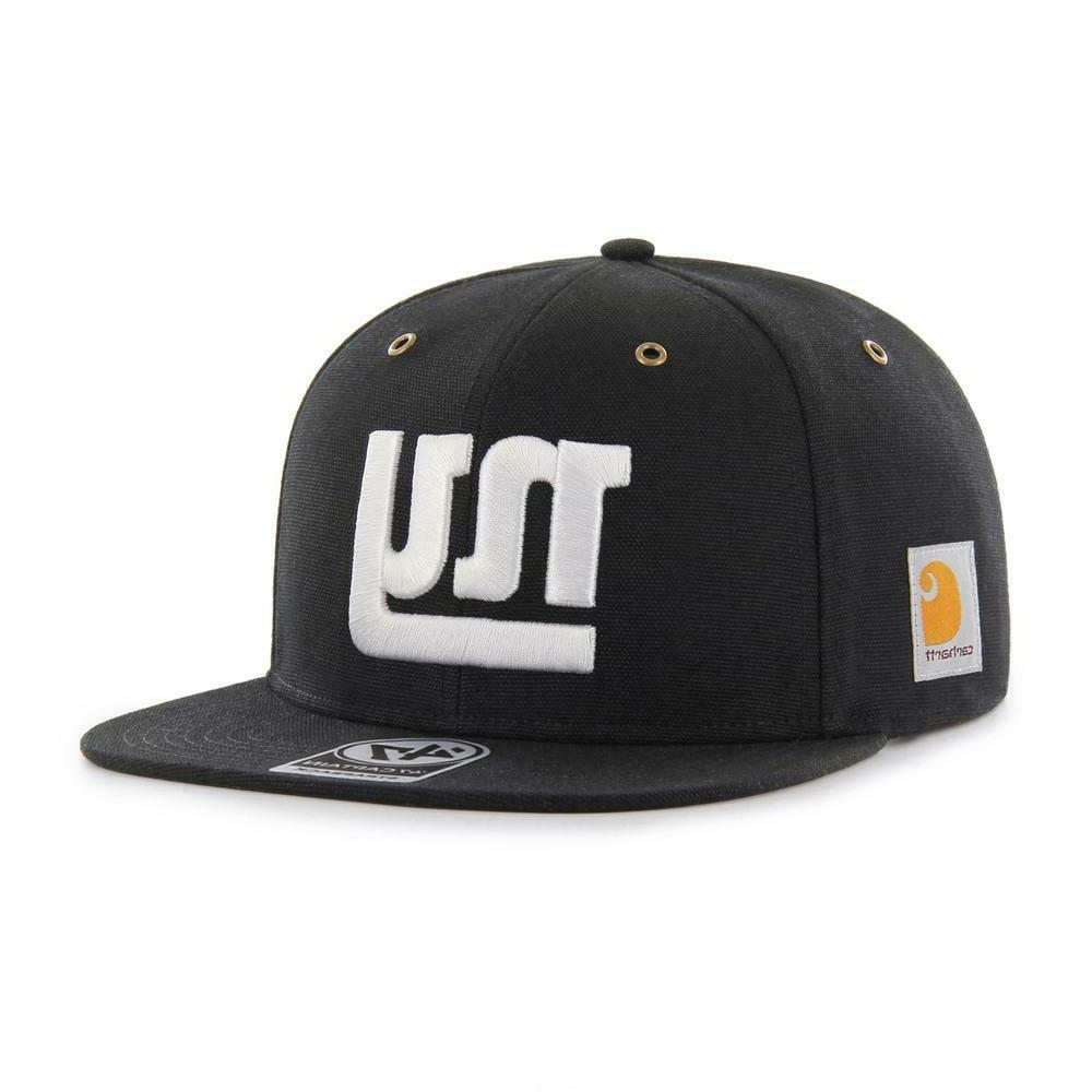 New York Giants Brand Black Hat