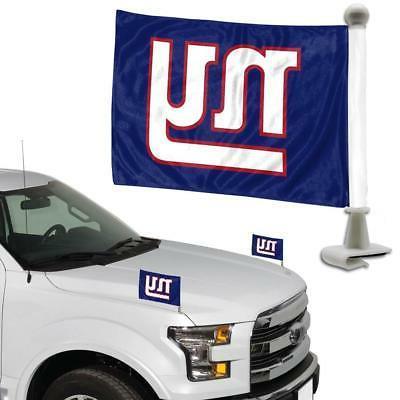 new york giants ambassador car flag 2
