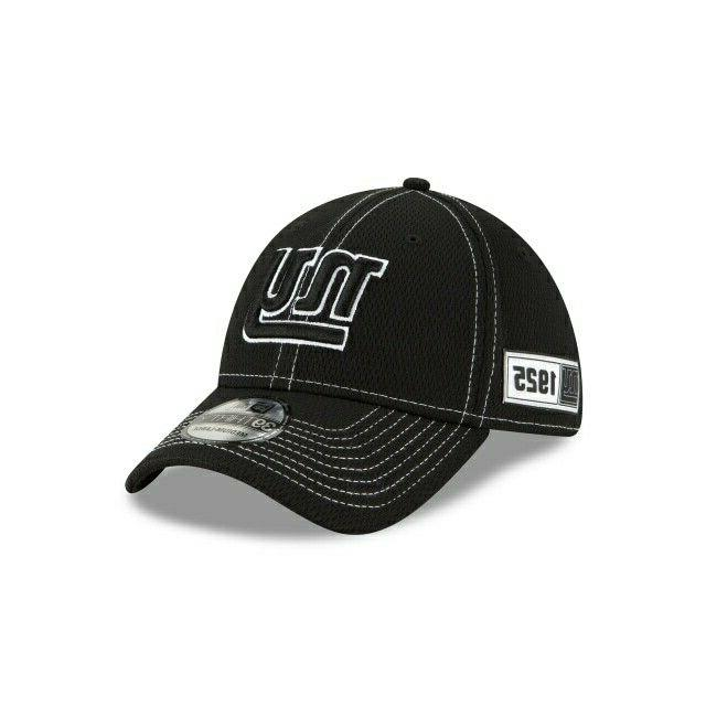New Giants Era Black On Field NFL 39Thirty Flex Hat