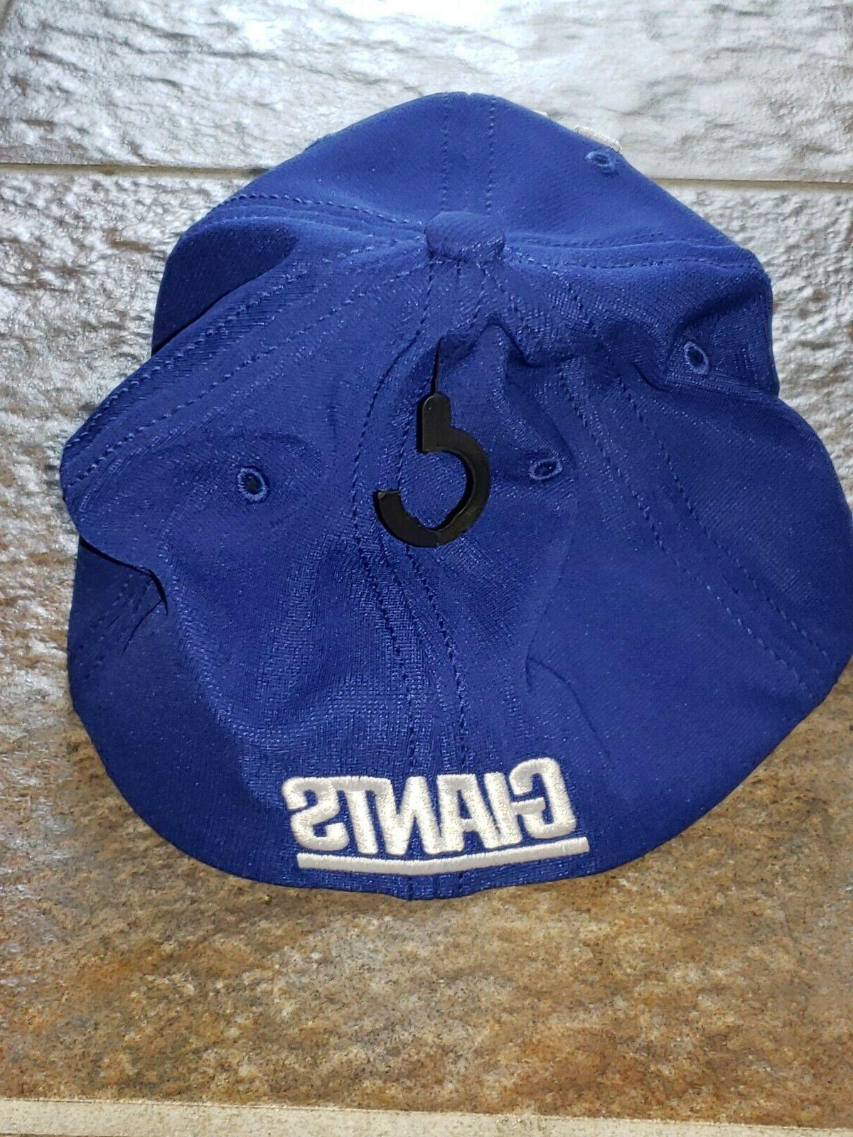 New York Giants Fitted 47 One Retro Logo New