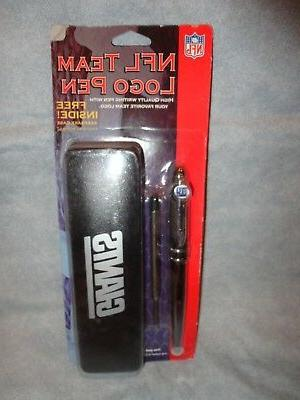 new york giants executive pen with refill