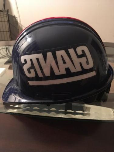 new york giants hard hat
