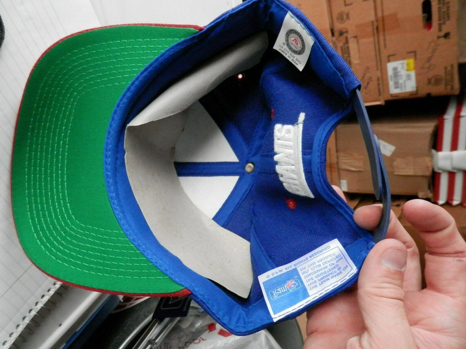 New cap Snapback NEW size all vintage