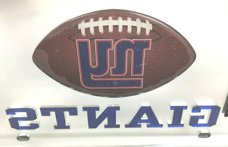 New Mirrored License Material NFL Licensed NIP