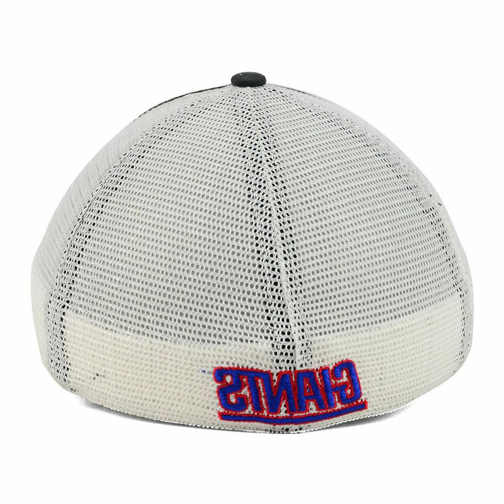 New Giants Blue Cap Hat Stretch-Fit Back '47