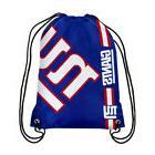 New York Giants NFL Drawstring BackPack - SackPack ~ NEW!