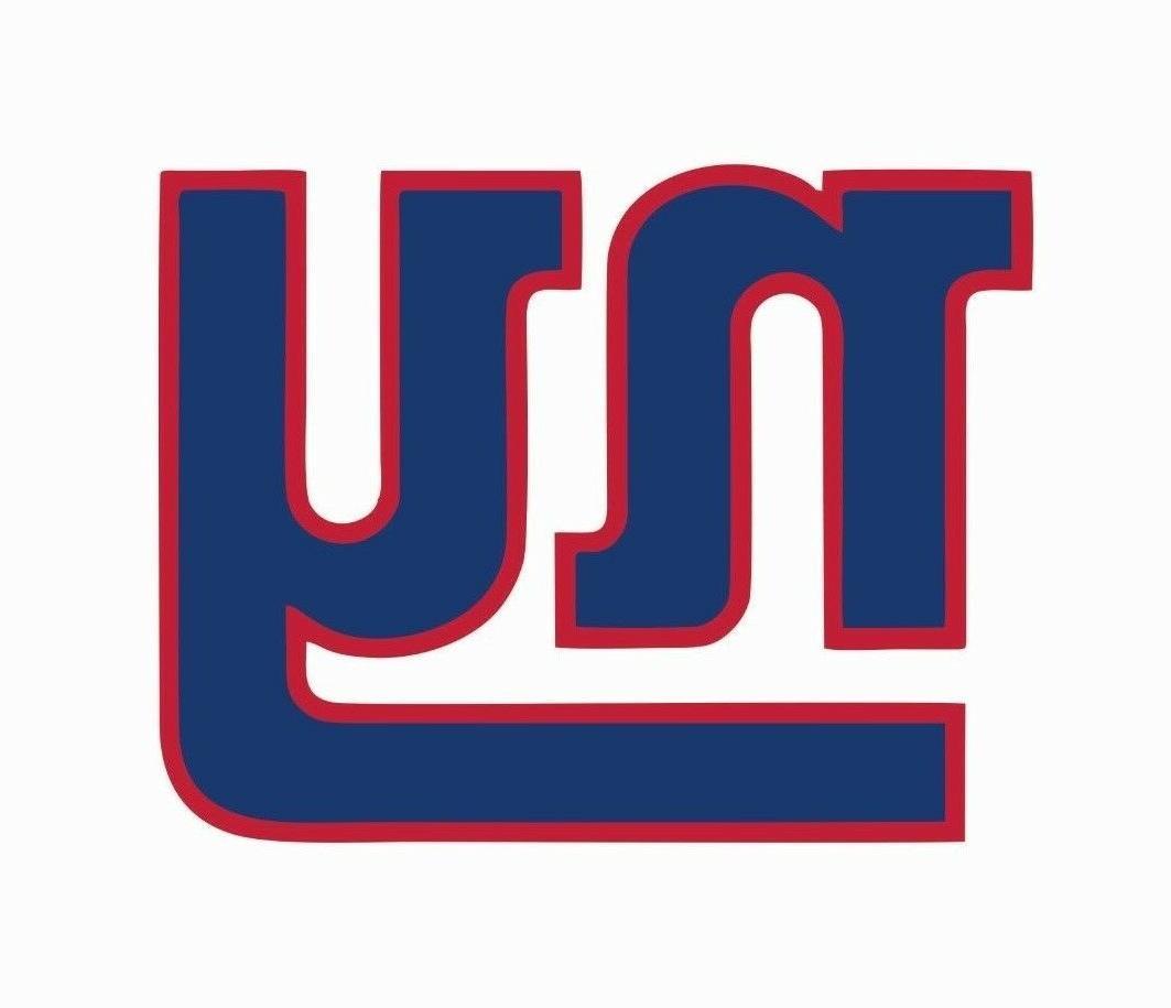 new york giants nfl football color logo