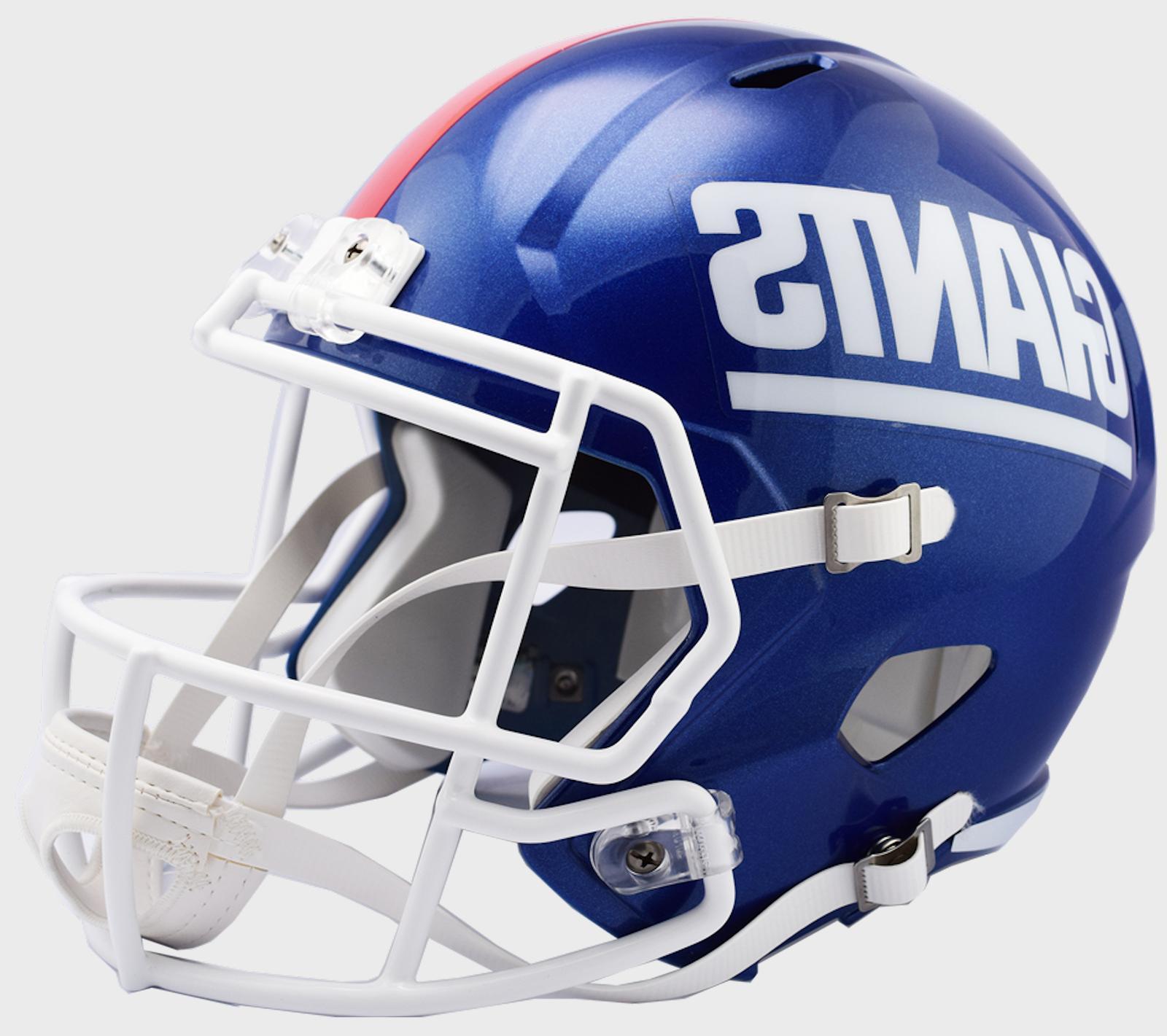 NEW YORK GIANTS NFL Riddell SPEED Full Size Replica Football
