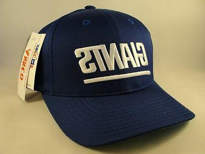 new york giants nfl vintage snapback hat