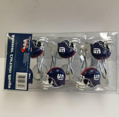 New York Giants curtain