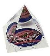 NEW YORK GIANTS STADIUM Pyramid Paper Weight