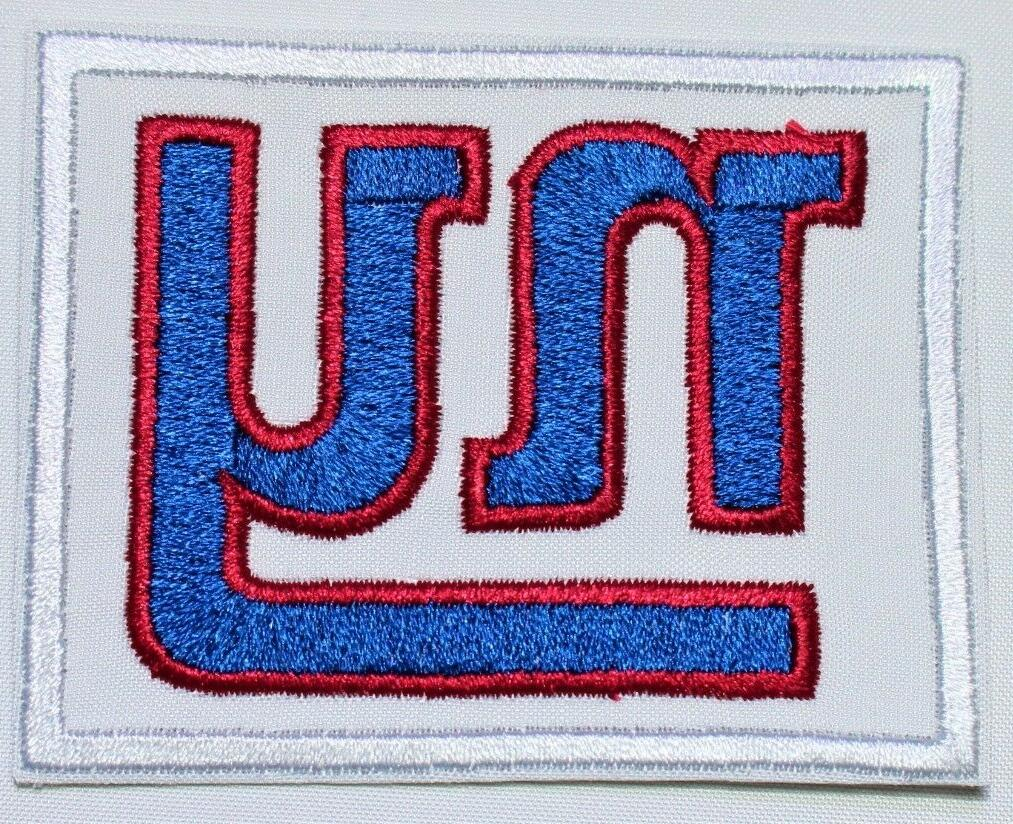 NFL New York Embroidered SHIP