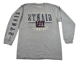 NFL Team Apparel Mens New York Giants Football Shirt New L,