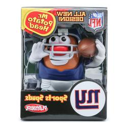 Mr. Potato Head Sports Spuds New York NY Giants Football Pla