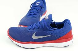 New Men's New York Giants Nike Free Trainer V7 Collection Sh