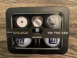 NEW New York Giants 5-Piece Golf Gift Set NFL