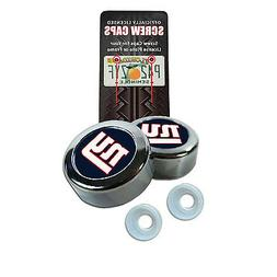 New NFL New York Giants Car Truck License Plate Frame Screw
