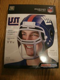 New NFL New York Giants Fan Heads Helmet