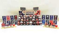 "NEW! NFL Series 6 TEENY MATES 1"" Collectible Toy Figures  Fo"