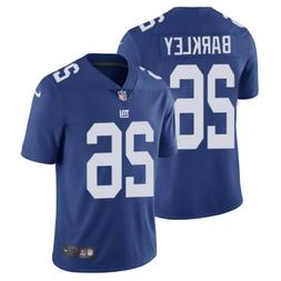 NEW stitched Saquon Barkley New York Giants Men's Blue Jerse