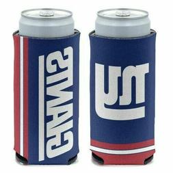 New York Giants 12 0Z SELTZER SLIM CAN COOZIE COOLER HOLDER