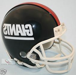 NEW YORK GIANTS  Riddell VSR4 Mini Helmet