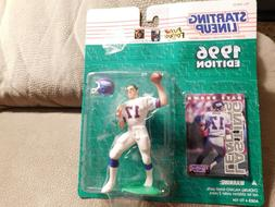New York Giants 1996 DAVE BROWN Starting Lineup Action Figur