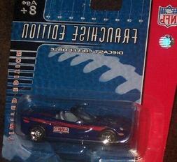 New York Giants 2006 Chevrolet Corvette 164 Scale Upper Deck