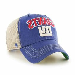 New York Giants '47 Brand Tuscaloosa Clean Up Adjustable Hat