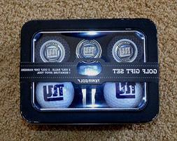 New York Giants 5-Piece Golf Gift Set NEW NFL Team