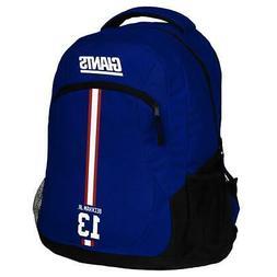 * New York Giants Action Backpack School Book Gym Bag - Odel